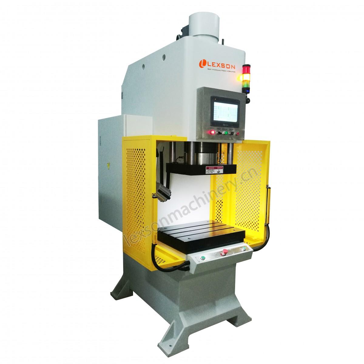 custom-C-type-CNC-Hydraulic-Machinery-40 Ton (4) 水印