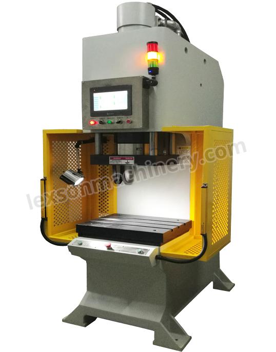 custom-C-type-CNC-Hydraulic-Machinery-40 Ton (3)水印