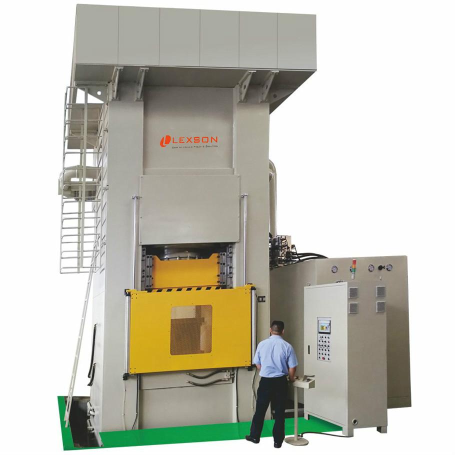 5000 吨伺服导轨液压机 2